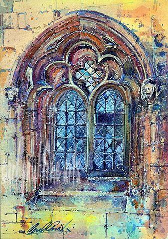 Window study, Lincoln