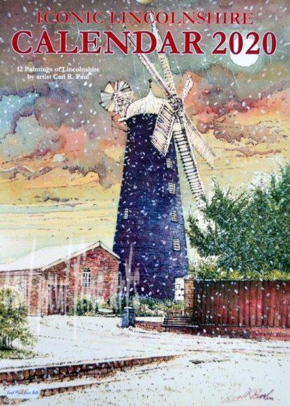 Iconic Lincolnshire 2020 Calendar