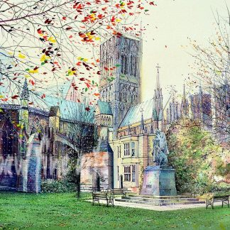 Cathedral Green, Lincoln