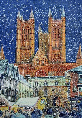 The Christmas Market, Lincoln