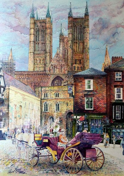 A day trip to Lincoln