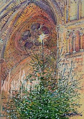 Christmas Tree, Lincoln Market