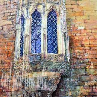 The Orial Window, Lincoln Castle