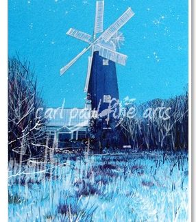 Starry Nights (Waltham Windmill)