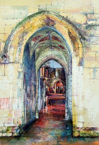 The Arch, Castle Square