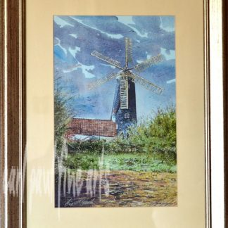Waltham Windmill, Summertime