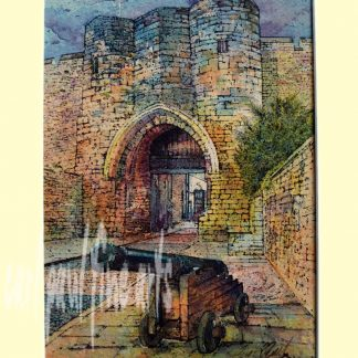 Eastgate, Lincoln Castle