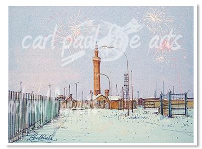 Docks Fireworks