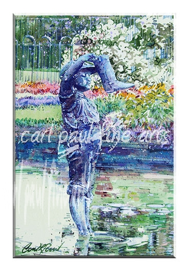 Boy with a leaking boot, Full Bloom, (Cleethorpes)