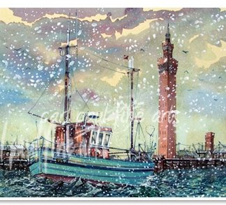 Home For Christmas, Grimsby Docks