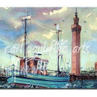 Home Port, Grimsby Docks