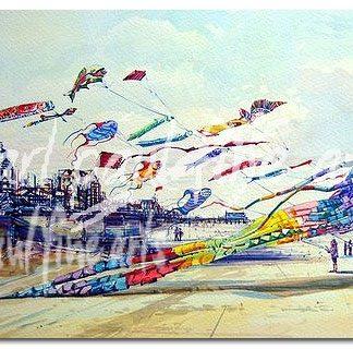 Kite Day, Cleethorpes