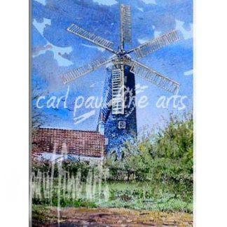 Summertime, Waltham Windmill