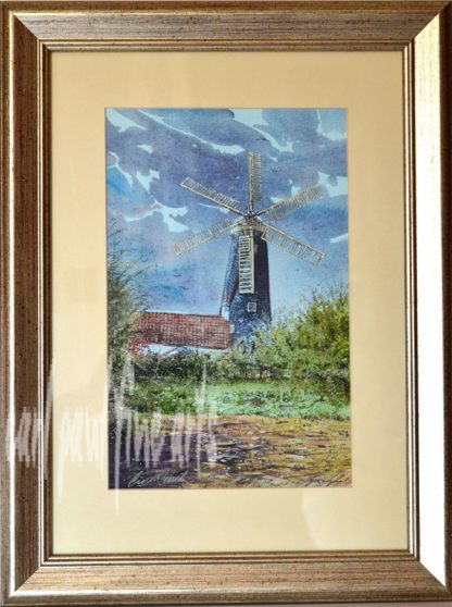Waltham Windmill, Summertime